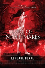 Review: Girl of Nightmares (Anna #2)